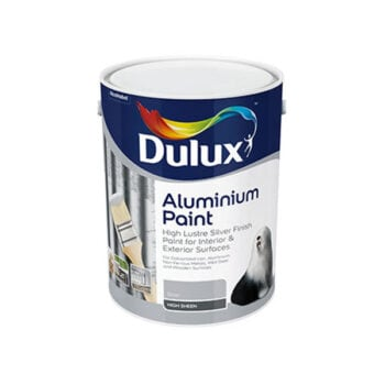 Dulux - Aluminium Paint