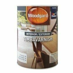 Dulux - WoodGard Timba Varnish