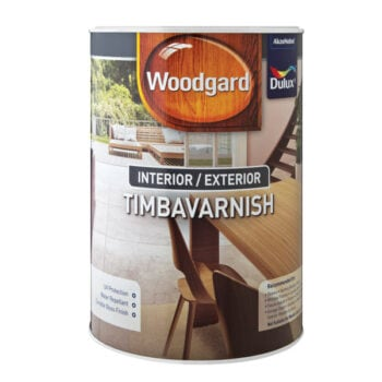 Dulux - WoodGard Timba Varnish