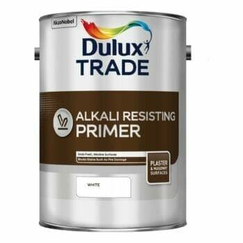 Alkali Resistance Primer