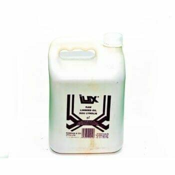 ILEX - RAW LINSEED OIL 5LT