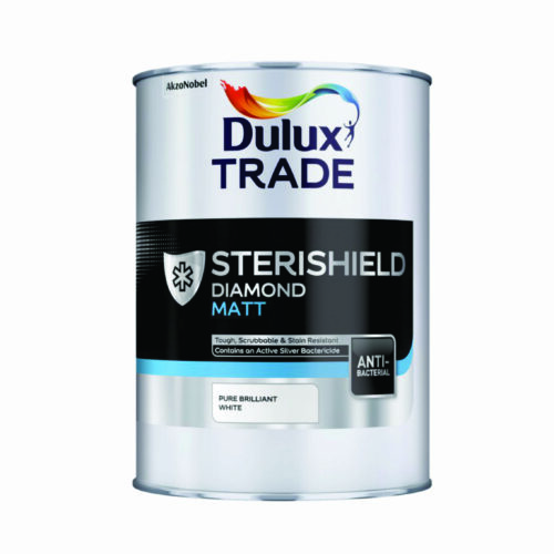 Dulux Trade Sterishield Diamond