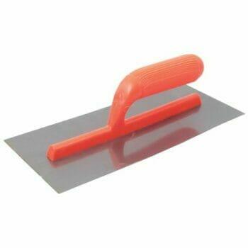 NT TOOLS - PLASTERING TROWEL (PLASTIC HANDLE)